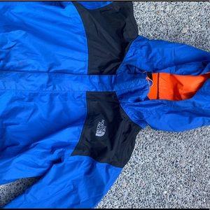 Youth Northface Jacket Waterproof